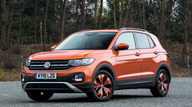 Volkswagen T-Cross - front static