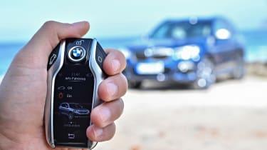 BMW X3 M40i - key