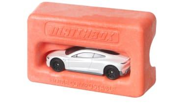 Matchbox carbon neutral packaging