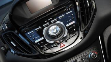 Ford B-MAX 1.6 TDCi Titanium detail