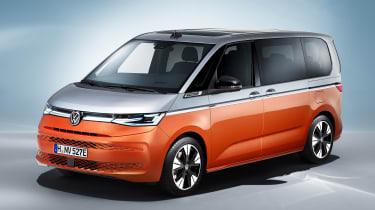 Volkswagen T7 Multivan - front