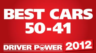 Best cars: 50 to 41