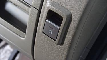 LDV EV80 parking brake