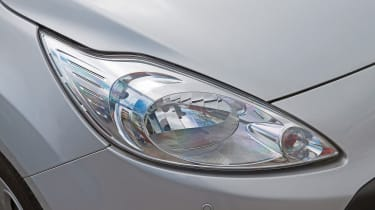 Used Ford Ka review - headlight