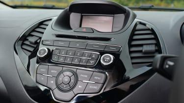 Ford Ka+ - dashboard