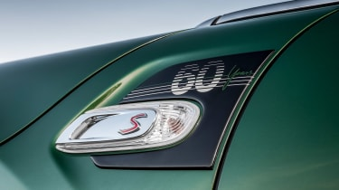 MINI Cooper S 60 Years Edition - side detail