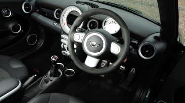 MINI JCW interior