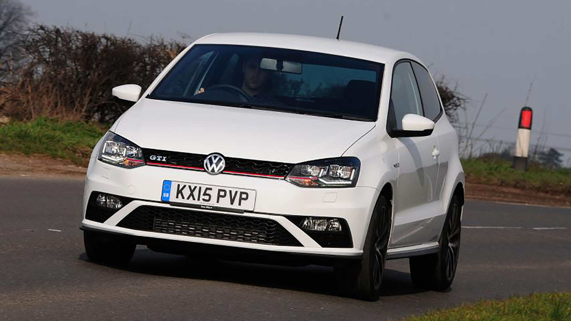 Vw Polo Gti 2015 Review Auto Express