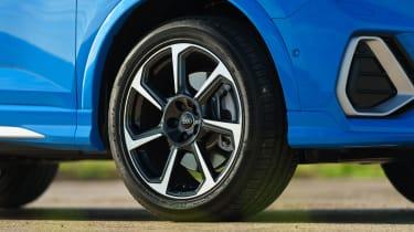 Audi Q3 Sportback - wheel
