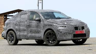 Renault Captur coupe-SUV - spyshot 10Renault Kadjar coupe-SUV