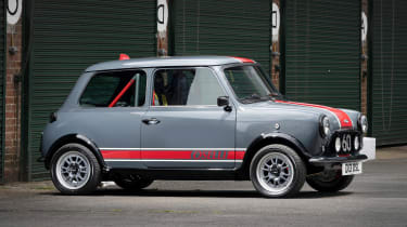 David Brown Automotive Mini Remastered Oselli Edition - front static
