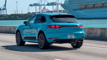 Porsche Macan 2.0 2021 - rear