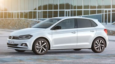 New Volkswagen Polo Beats - front static