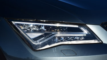 Cupra Ateca - headlights