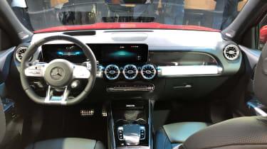 Mercedes GLB 35 AMG - interior