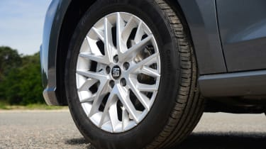 New SEAT Ibiza - wheel