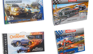 Best Scalextric and slot car sets 2017/2018 - header