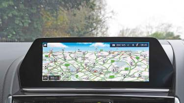 BMW 8 Series infotainment