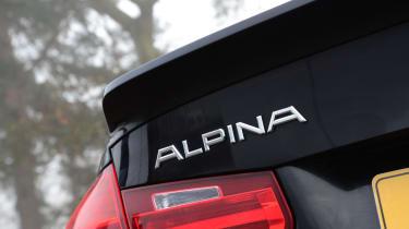 Alpina D3 taillight