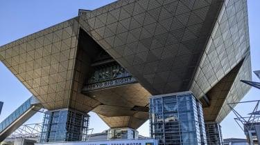 Tokyo Motor Show 2019 - entrance