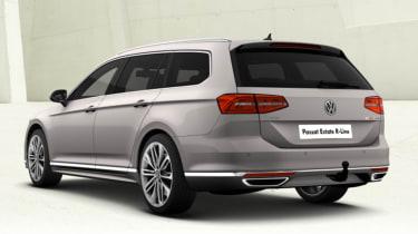 Car configurator overkill - Volkswagen Passat Estate