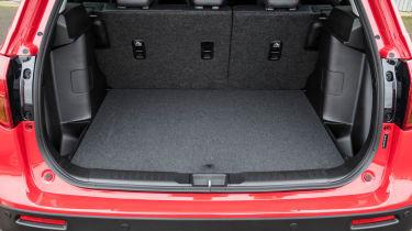 Suzuki Vitara S - boot