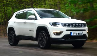 Jeep Compass - front