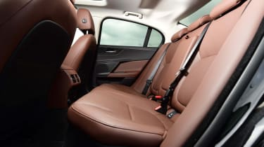 Jaguar XE - Rear Seats