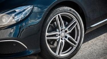 Mercedes E-Class - wheel