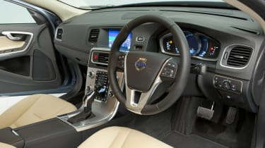 Used Volvo S60 - interior