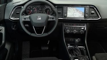 SEAT Ateca - interior dash