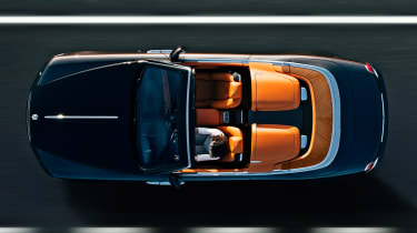 Rolls-Royce Phantom - Dawn Aero Cowling convertible
