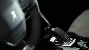 Peugeot e-2008 - transmission