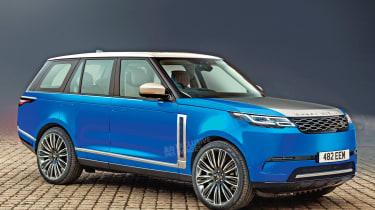 Range Rover EV - front (watermarked)
