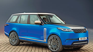 Range Rover EV - front (watermarked)