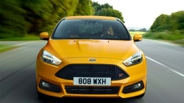 Ford Focus ST diesel nose