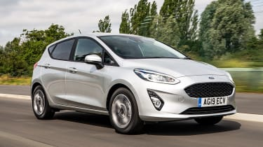 Ford Fiesta Trend - tracking