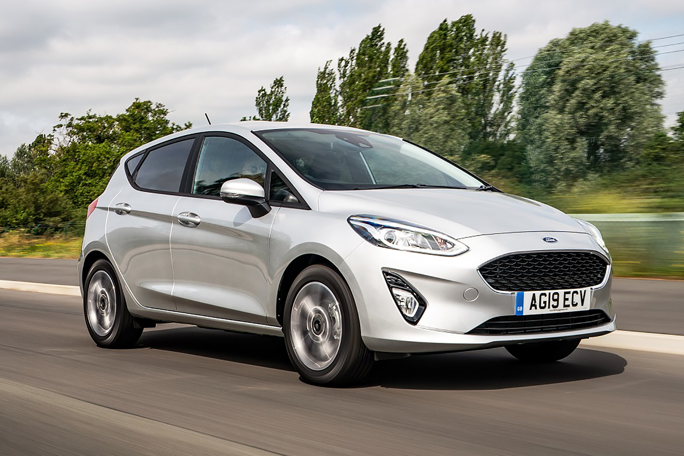 new ford fiesta trend 2020 review auto express auto express