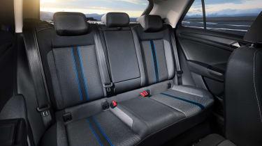 Volkswagen T-ROC - rear seats