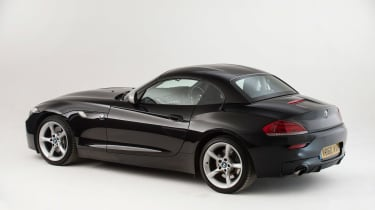 Used BMW Z4 - roof up