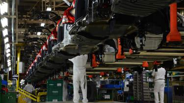 Honda's Swindon factory - working