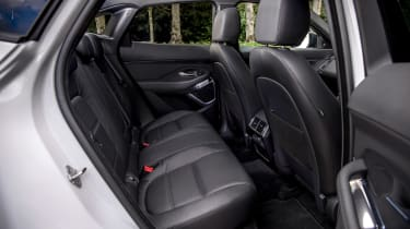 Jaguar E-Pace D150 - rear seats