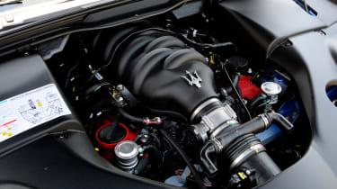 Maserati GranTurismo Sport engine