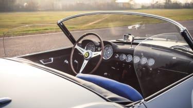 Ferrari 250 GT LWB California Spider Competizione - interior