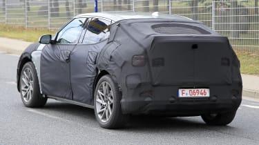 Genesis GV60 - rear