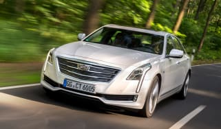 Cadillac CT6 - front tracking