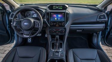 2018 Subaru XV - interior