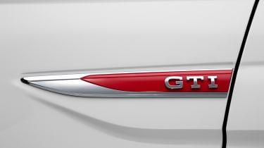 Volkswagen Polo GTI - side GTI badge