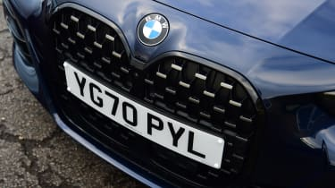 BMW M440i xDrive - grille