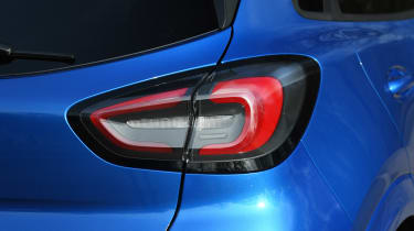 Ford Puma - rear light